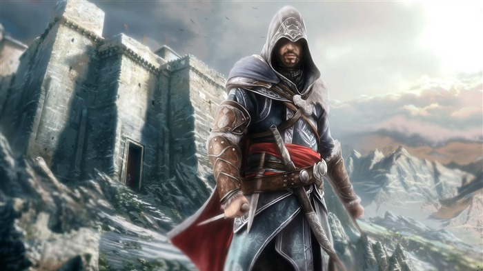 Assassins Creed The Ezio Collection Game Wallpaper 12 Views:1151