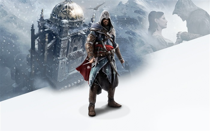 Assassins Creed The Ezio Collection Game Wallpaper 14 Views:1364