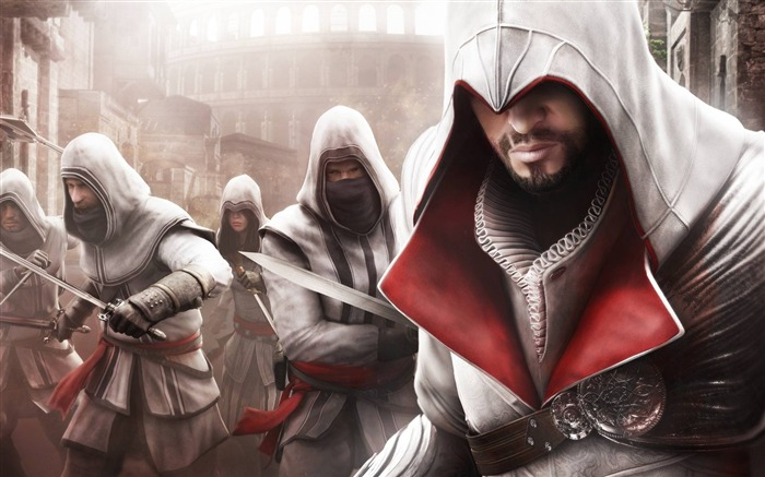 Assassins Creed The Ezio Collection Game Wallpaper 15 Views:1185