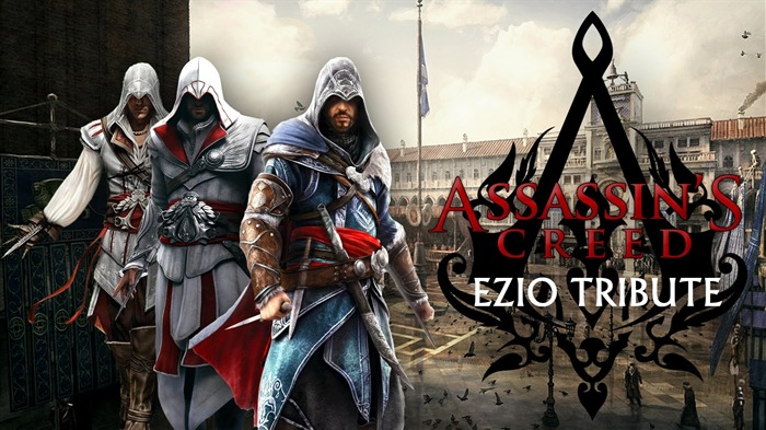Assassins Creed The Ezio Collection Game Wallpaper 16 Views:835