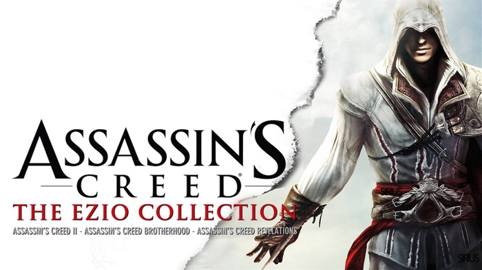 Assassins Creed The Ezio Collection Game Wallpaper 17 Views:793