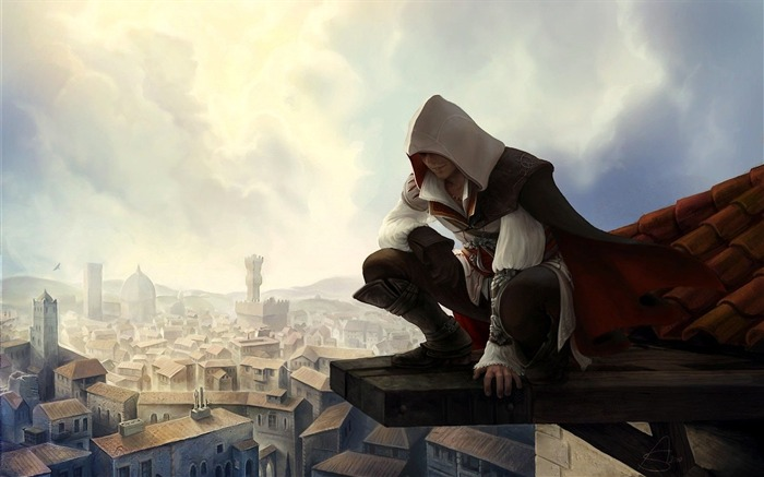 Assassins Creed The Ezio Collection Game Wallpaper 18 Views:894