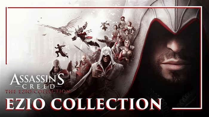 Assassins Creed The Ezio Collection Game Wallpaper 19 Views:689