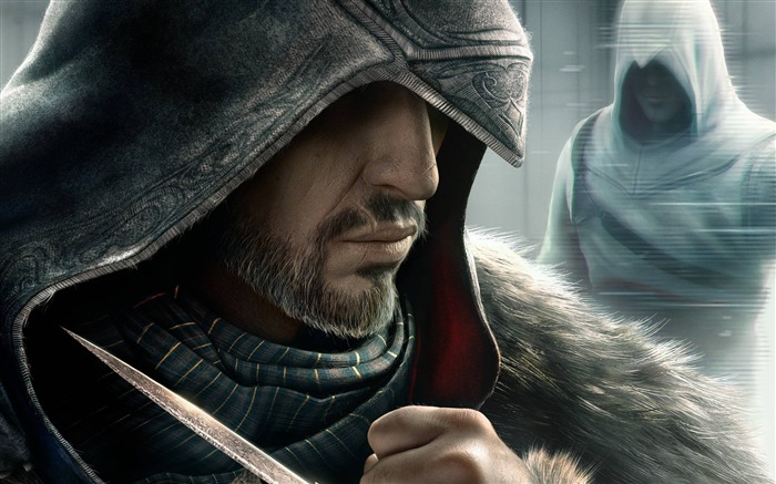Assassins Creed The Ezio Collection Game Wallpaper Views:5144