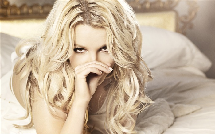 Britney Femme Fatale-2016 Celebrity HD Wallpaper Views:1957