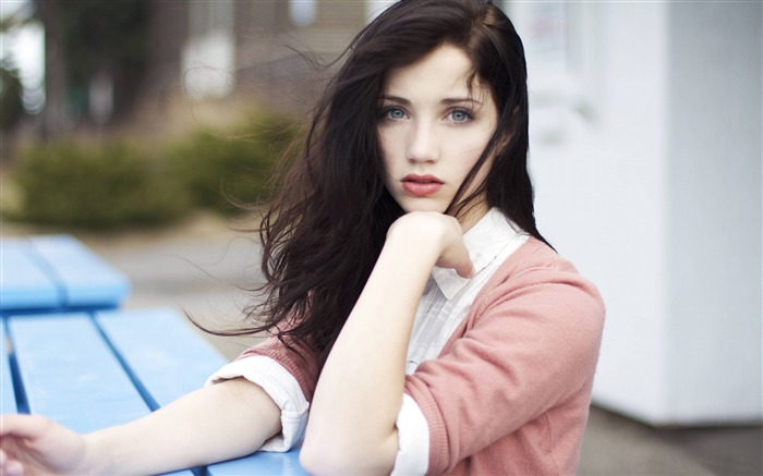 Emily Rudd Fashion Model-2016 Celebrity HD Wallpaper Views:1491