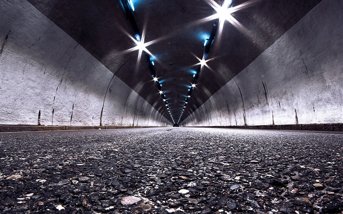 Tunnel vision-Cities Photo HD Wallpaper Views:723