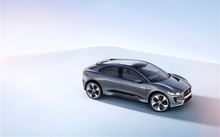 2016 Jaguar I-Pace Concept Auto HD Desktop Wallpaper Views:2494