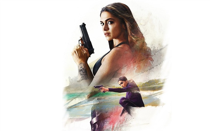 Deepika Padukone xxx return of xander cage-2016 Movie HD Wallpapers Views:2081