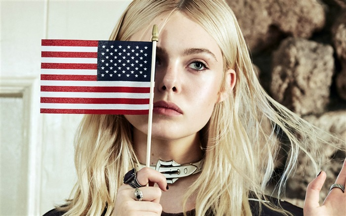 Elle Fanning-2016 Beauty HD Poster Wallpapers Views:2054