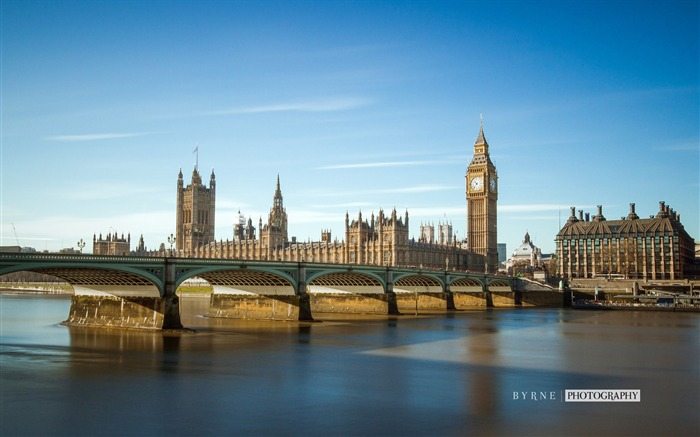 Houses parliament-England travel scenery wallpaper Views:697
