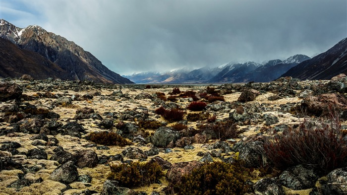 New Zealand South Island Travel Scenery Wallpaper 11 Views:1277
