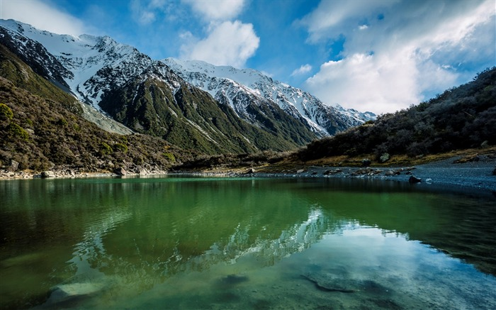 New Zealand South Island Travel Scenery Wallpaper 14 Views:1695