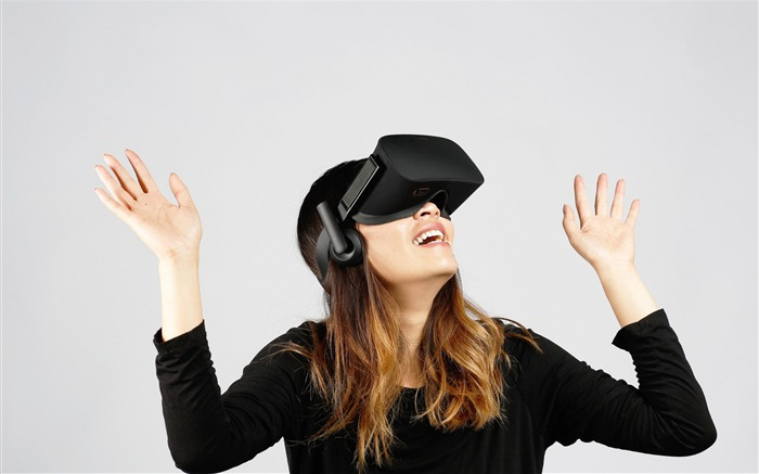 VR Virtual Reality Digital High Tech HD Theme Wallpaper Views:3358