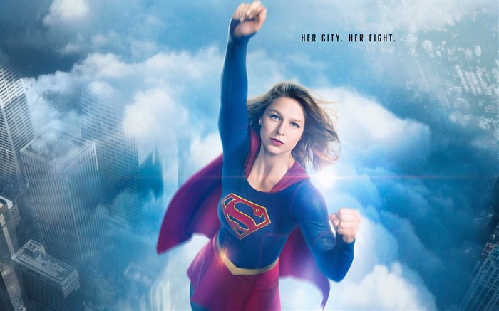 Supergirl-2016 Movie HD Wallpaper Views:1657