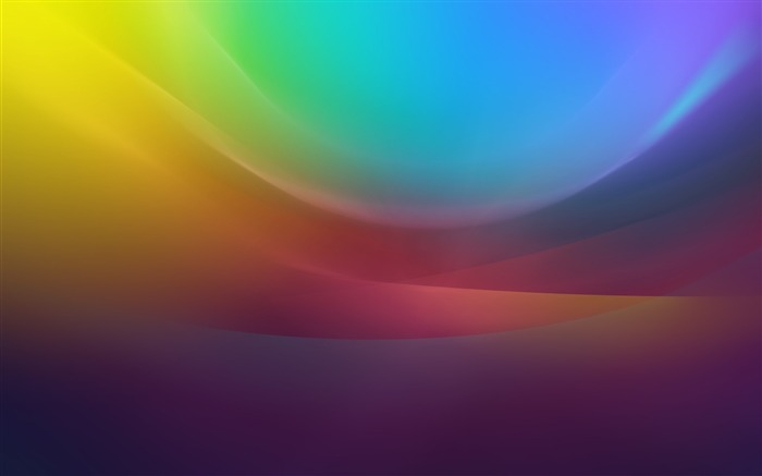 colorful waves-Vector Design HD Wallpaper Views:1418