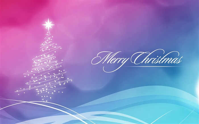 2017 Christmas New Year High Quality Wallpaper 01 Views:1307