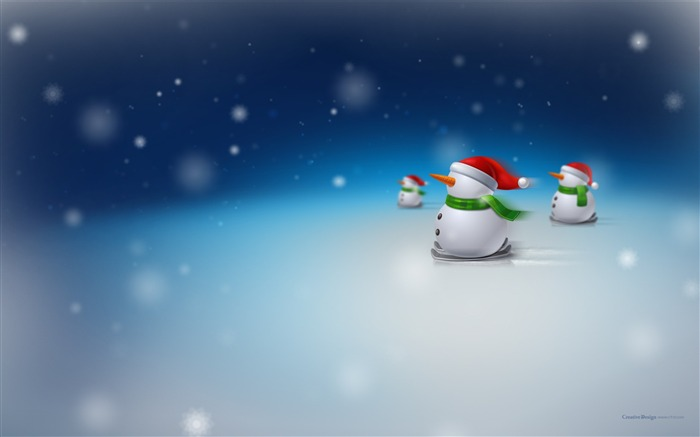 2017 Christmas New Year High Quality Wallpaper 06 Views:1367