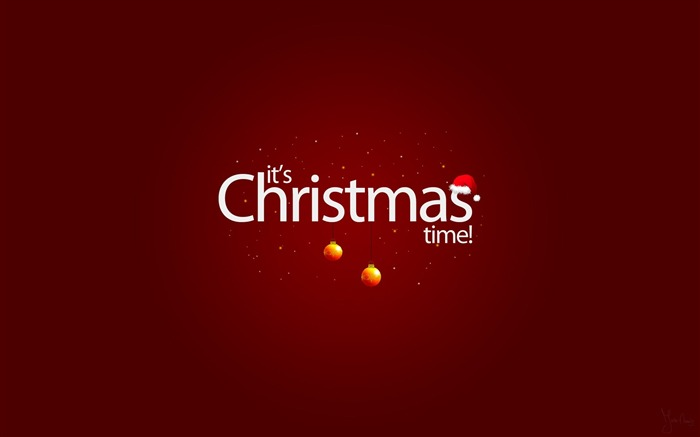 2017 Christmas New Year High Quality Wallpaper 07 Views:1000