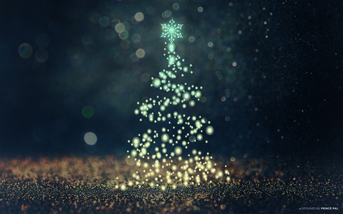2017 Christmas New Year High Quality Wallpaper 08 Views:1394