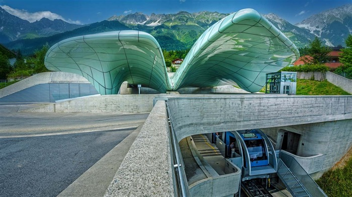 Austria Innsbruck railway station-2016 Bing Desktop Wallpaper Views:646