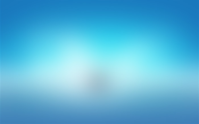 Blue minimalistic gaussian blur-2016 Vector Design HD Wallpaper