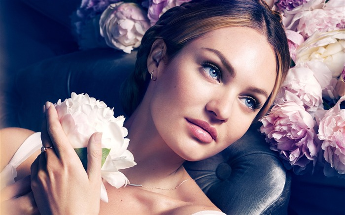 Candice swanepoel-2016 Beauty HD Poster Wallpapers Views:1419