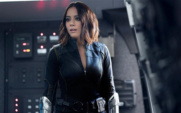 Chloe bennet daisy johnson agents of shield-2016 Movie Posters Wallpaper Views:1822