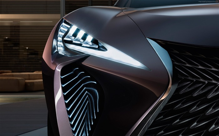 Lexus ux crossover paris auto show-2016 High Quality HD Wallpaper
