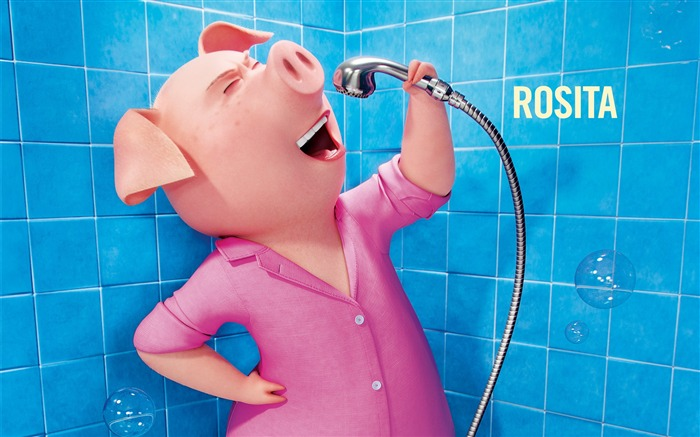 Sing rosita animation-Movie Posters HD Wallpapers Views:687