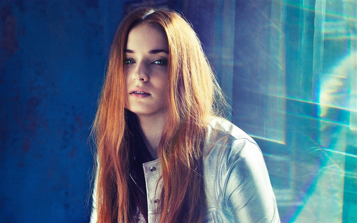 Sophie turner-2016 Beauty HD Poster Wallpaper Views:925