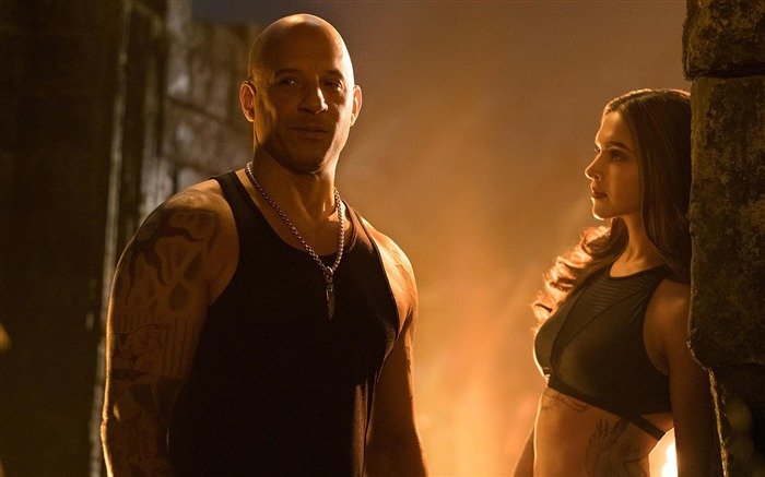 xxx return of xander cage-Movie Posters HD Wallpaper  Views:899