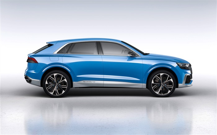 2017 Audi Q8 Concept Auto Poster HD Wallpaper 06 Views:1059