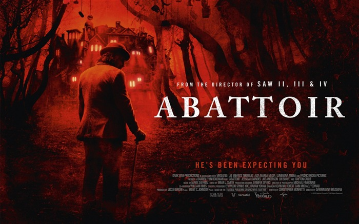 Abattoir 2016 horror-2017 Movie HD Wallpaper Views:2221