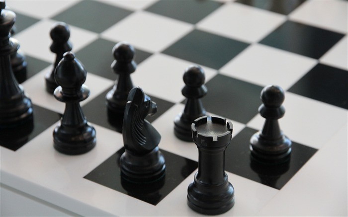 Chess chess board figures-High Quality HD Wallpaper