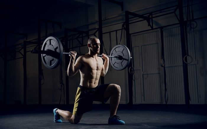 Crossfit workouts-Sports Poster HD Wallpaper Views:1577