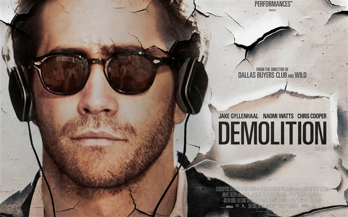 Demolition jake gyllenhaal davis-2017 Movie HD Wallpaper Views:1767