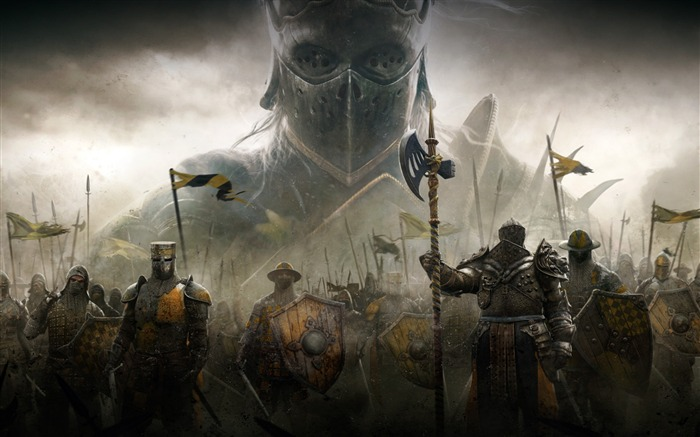 For honor apollyon blackstone legion-2017 Game Posters Wallpaper