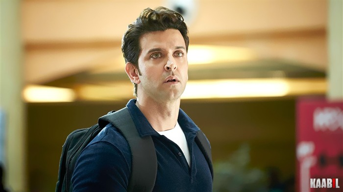 Hrithik roshan in kaabil-2017 Movie HD Wallpaper