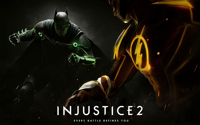 Injustice Gods Among Us 2 HD Game Wallpaper Views:2408