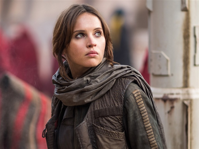 Jyn erso felicity jones-2017 Movie HD Wallpaper Views:1673