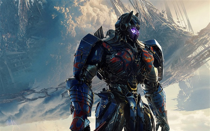 Optimus prime transformers the last knight-2017 Movie HD Wallpaper