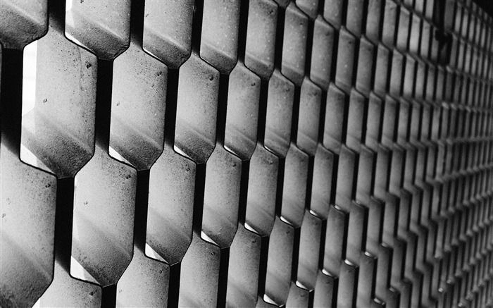 Pattern honeycomb metal-Life Photography HD Wallpaper