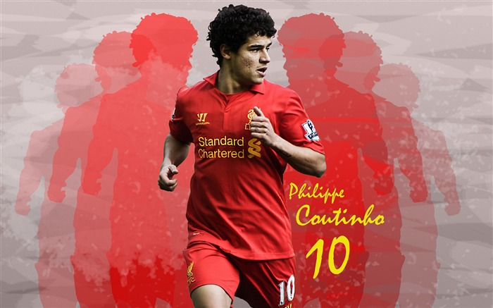 Philippe Coutinho Football Player-Sports Poster HD Wallpaper Views:1392