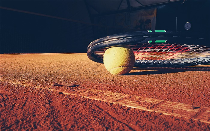 Sunball tennis court-Sports Poster HD Wallpaper Views:1436