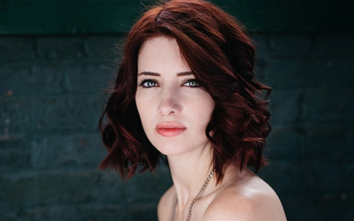 Susan Coffey-Beautiful Model HD Wallpaper Views:797