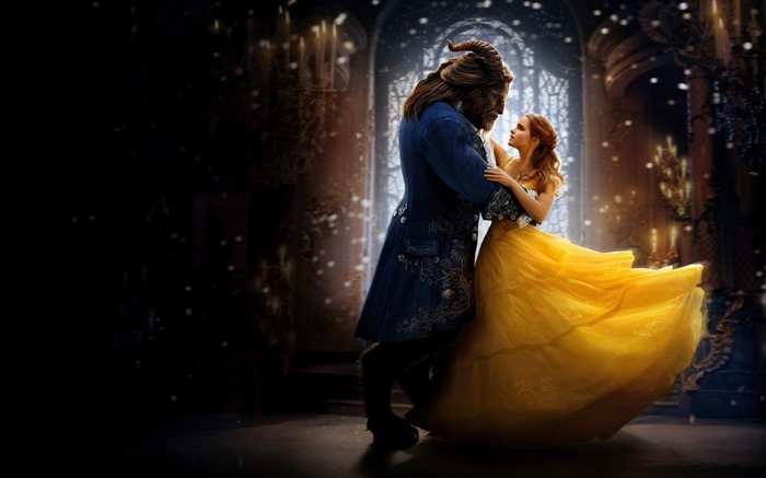 Beauty And The Beast 2017 Movies HD Wallpaper 07 Views:1099