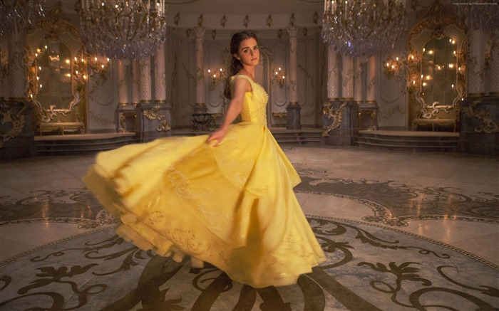 Beauty And The Beast 2017 Movies HD Wallpaper 12 Views:1263