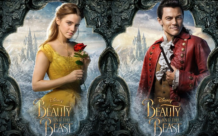 Beauty And The Beast 2017 Movies HD Wallpaper 13 Views:1193