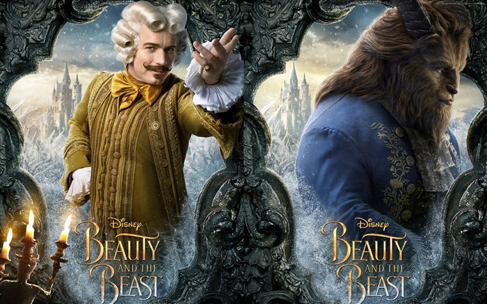 Beauty And The Beast 2017 Movies HD Wallpaper 14 Views:836